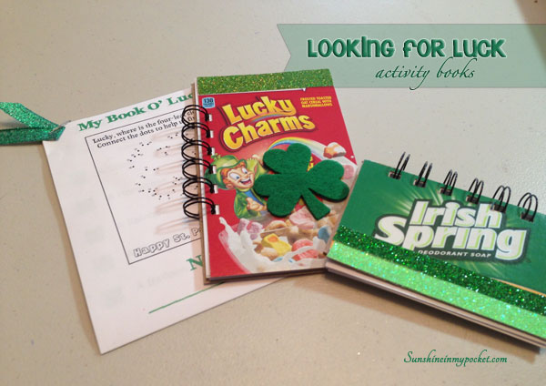 Looking-for-luck-activity-books