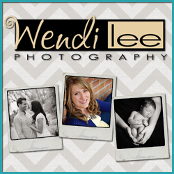 wendi lee photography button