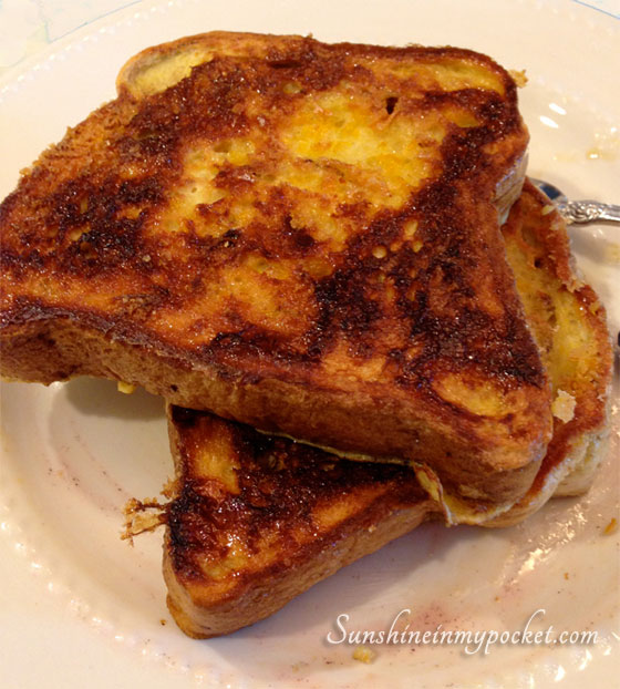 caramelized-french-toast