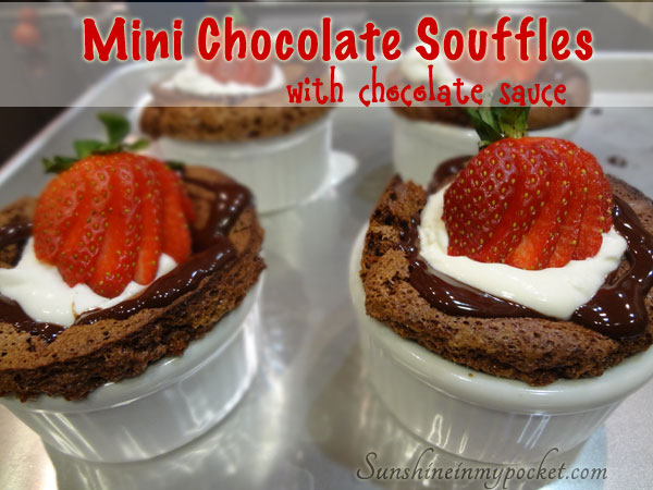Taste Test Tuesday– Chocolate Souffle vs. Chocolate Molten Lava Cake ...