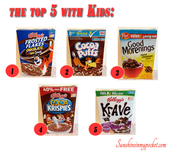 top-five-KIDS-cereals
