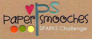 Paper Smooches logo sparks