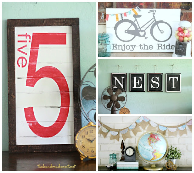the handmade nest crafts