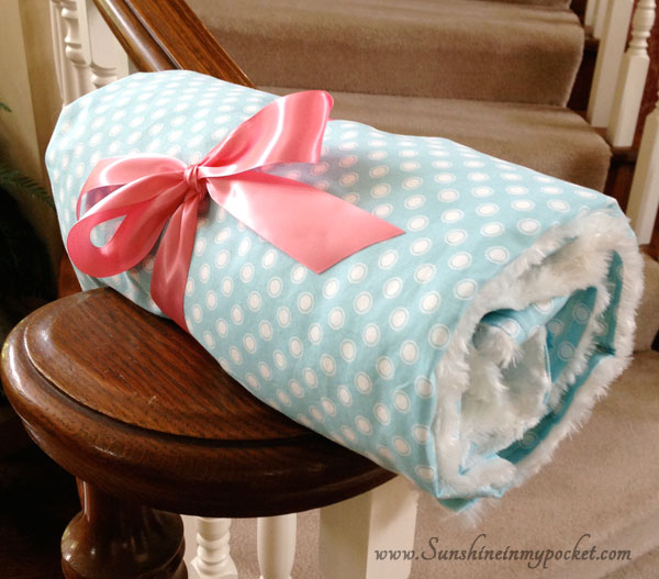 baby-blanket-on-stairs