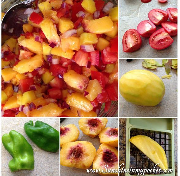 chop-tomatoes-mangoes-peaches