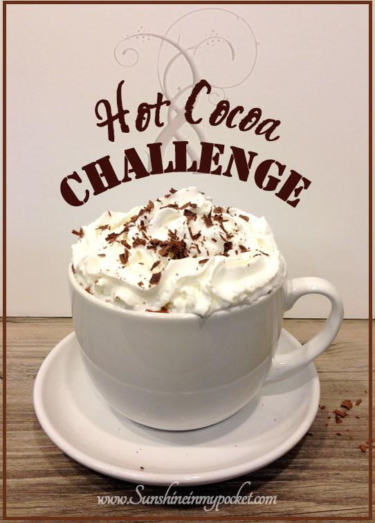 Taste Test Tuesday — Take our Hot Chocolate Survey