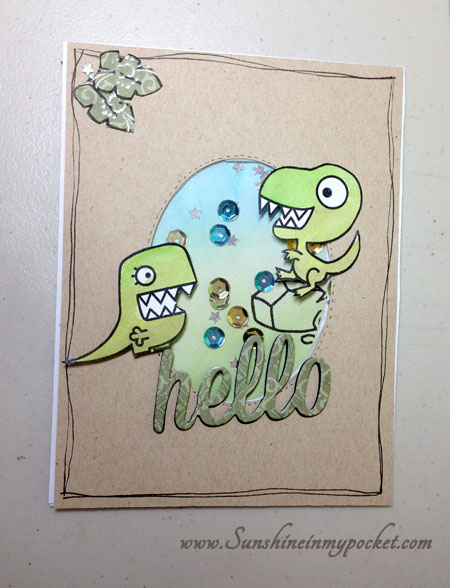 hello-dino-shaker-card
