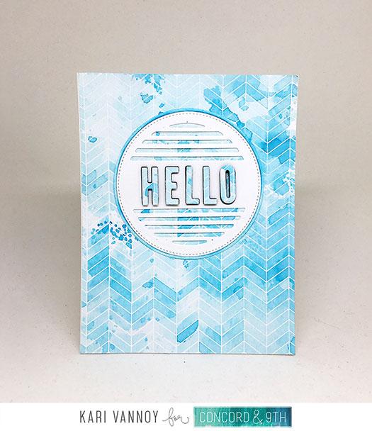 sun-ink-smooshing-hello-card